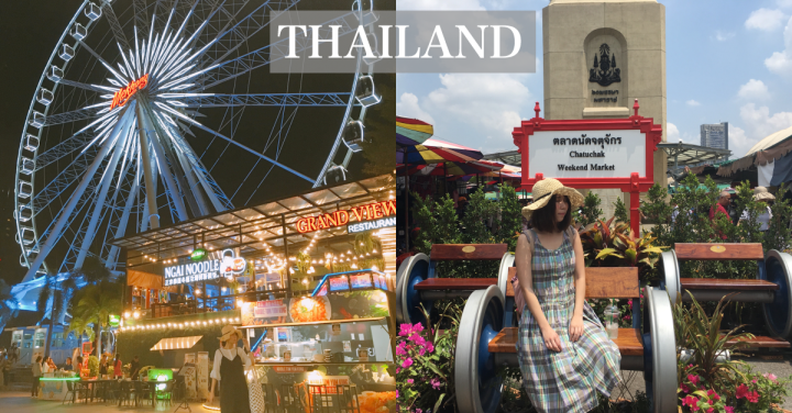 我愛上泰國的5大理由—這是去旅行一次就會愛上的國家!
