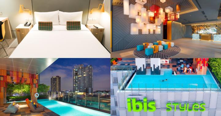 【曼谷飯店】CP值超高、24小時check-in,價格&服務都超級可以的ibis Styles Bangkok Sukhumvit PhraKhanong